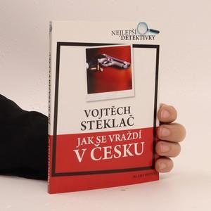 náhled knihy - Jak se vraždí v Česku