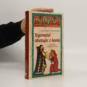náhled knihy - Tajemství abatyše z Assisi