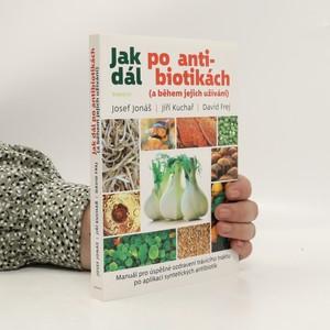 náhled knihy - Jak dál po antibiotikách (a během jejich užívání)