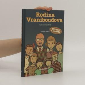 náhled knihy - Rodina Vraniboudova : kýchání u sousedů