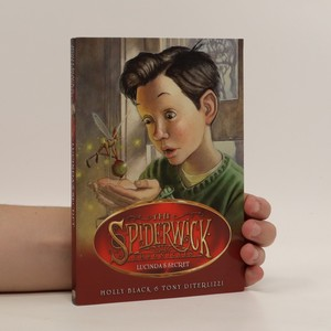 náhled knihy - The Spiderwick chronicles. Lucinda´s secret. Book 3