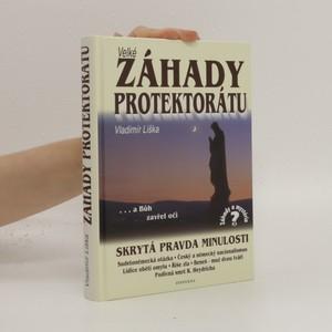 náhled knihy - Velké záhady protektorátu