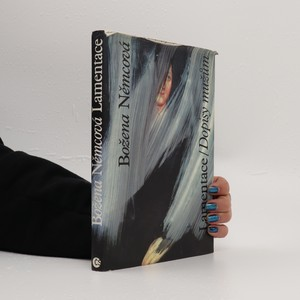 náhled knihy - Lamentace. Dopisy mužům