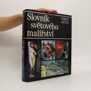 náhled knihy - Slovník světového malířství