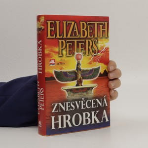 náhled knihy - Znesvěcená hrobka