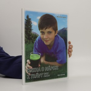 náhled knihy - Kniha o nápoji z trávy III.