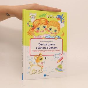 náhled knihy - Den za dnem s Janou a Danem : krátké příběhy pro začínající čtenáře