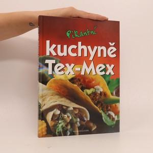 náhled knihy - Pikantní kuchyně Tex-Mex