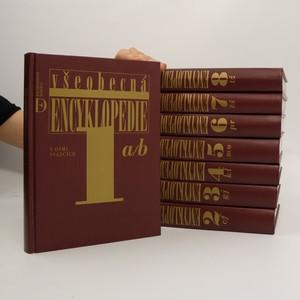 náhled knihy - Všeobecná encyklopedie v osmi svazcích (1.-8. díl, 8 svazků)
