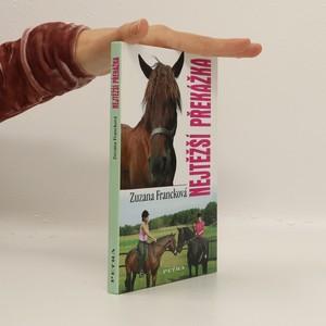 náhled knihy - Nejtěžší překážka