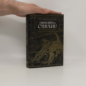 náhled knihy - Černá křídla Cthulhu. Díl I