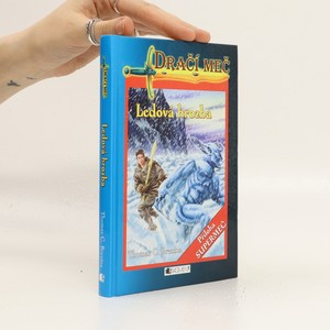 náhled knihy - Dračí meč. Ledová hrozba