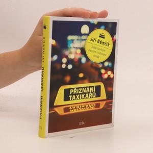 náhled knihy - Přiznání taxikářů