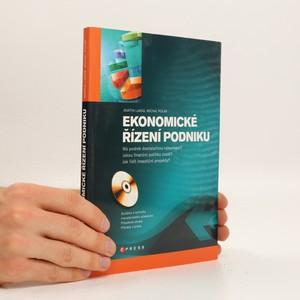 náhled knihy - Ekonomické řízení podniku
