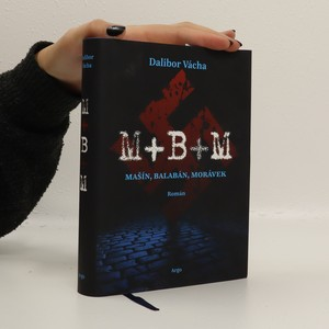 náhled knihy - M+B+M : Mašín, Balabán, Morávek