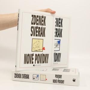 náhled knihy - Povídky a Nové povídky (2 svazky)