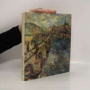 náhled knihy - Oskar Kokoschka - monografie s ukázkami z malířského díla