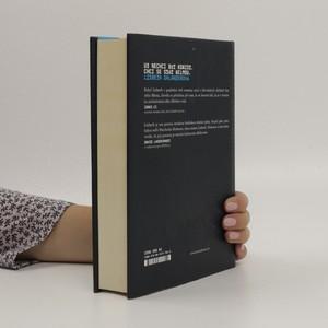 antikvární kniha Dívka, která musí zemřít, 2019