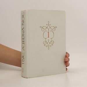 náhled knihy - Tisíc a jedna noc 1. díl