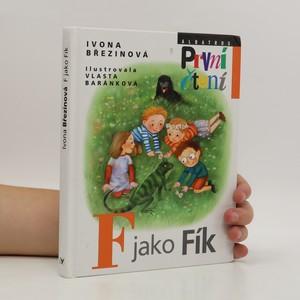 náhled knihy - F jako Fík
