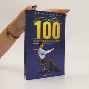 náhled knihy - 100 zlatých pravidel úspěšného manažera
