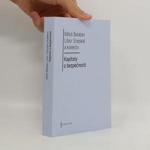 náhled knihy - Kapitoly o bezpečnosti