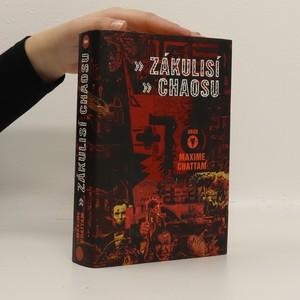 náhled knihy - Zákulisí chaosu