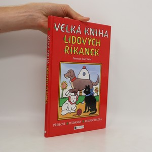 náhled knihy - Velká kniha lidových říkanek