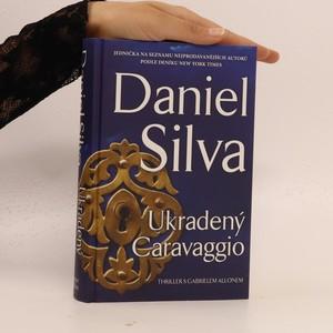 náhled knihy - Ukradený Caravaggio