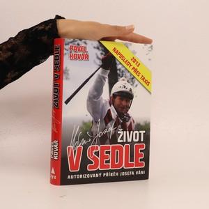 náhled knihy - Život v sedle. Autorizovaný příběh Josefa Váni