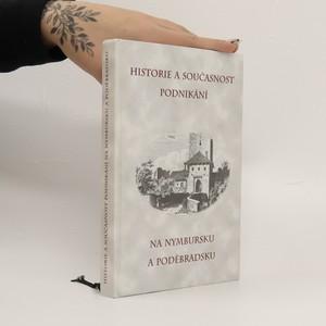 náhled knihy - Historie a současnost podnikání na Nymbursku a Poděbradsku