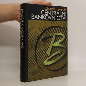 náhled knihy - Centrální bankovnictví