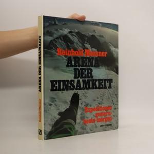 náhled knihy - Arena der Einsamkeit