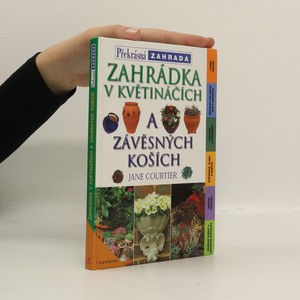 náhled knihy - Zahrádka v květináčích a závěsných koších