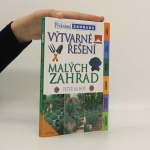 náhled knihy - Výtvarné řešení malých zahrad