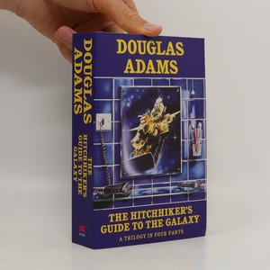 náhled knihy - The hitchhiker's guide to the galaxy : a trilogy in four parts