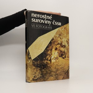 náhled knihy - Nerostné suroviny ČSSR ve fotografii