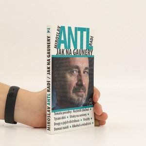 náhled knihy - Miroslav Antl radí, jak na gaunery