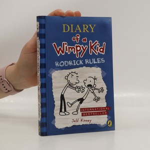 náhled knihy - Diary of a Wimpy Kid: Rodrick rules