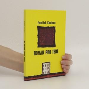 náhled knihy - Román pro tebe
