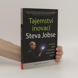 náhled knihy - Tajemství inovací Steva Jobse