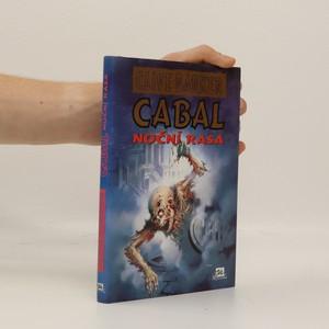 náhled knihy - Cabal: noční rasa