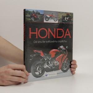 náhled knihy - Honda : od snu ke světovému úspěchu