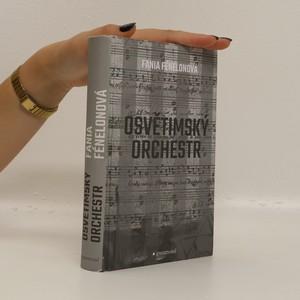 náhled knihy - Osvětimský orchestr. Svědectví sebrané Marcelou Routierovou