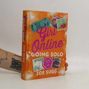 náhled knihy - Girl Online. Going solo