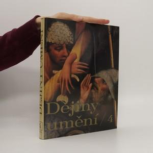 náhled knihy - Dějiny umění 4. díl