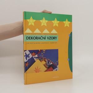náhled knihy - Dekorační vzory. Zkrášlujeme pomocí šablon