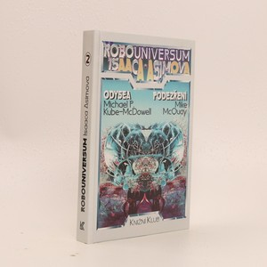 náhled knihy - Robouniversum Isaaca Asimova, Odysea, Podezření. 2.