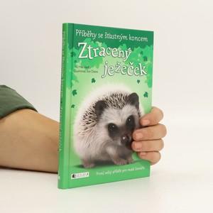 náhled knihy - Ztracený ježeček