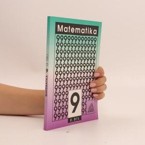 náhled knihy - Matematika pro 9. ročník základní školy, 2. díl